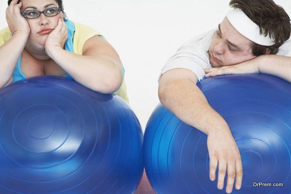 Failure to exercise