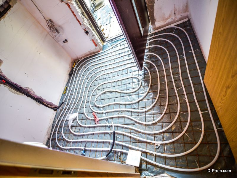 The pros and cons of radiant floor heating systems - Radiant floor heating pros and cons ...