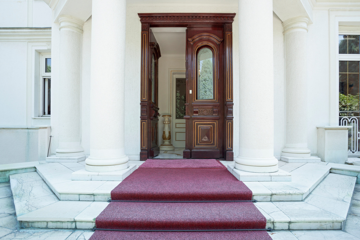 Improve The Appearance of The Front door