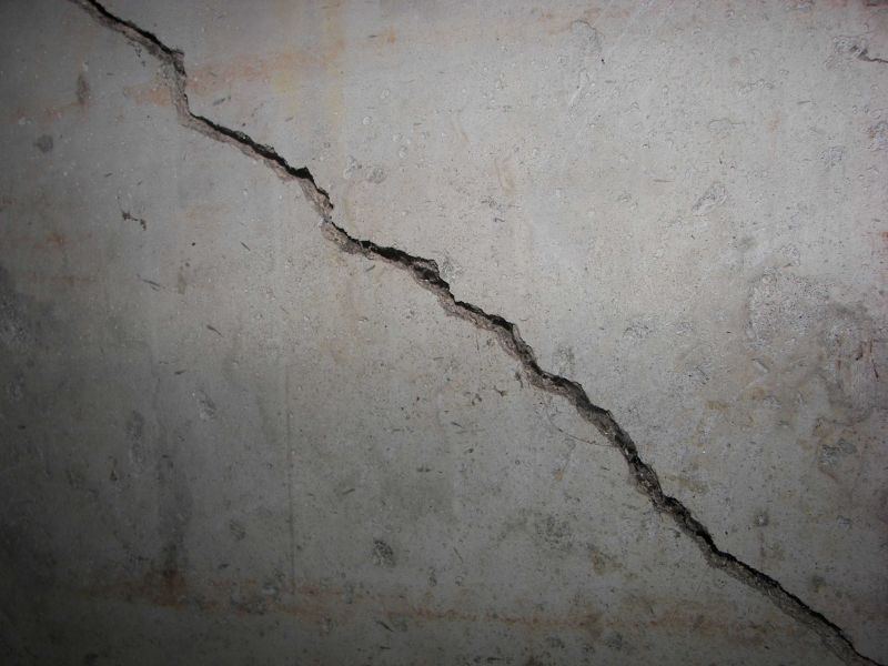 fix cracks in your walls
