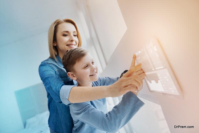 Create a Smart Home