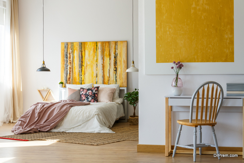 use your guest room