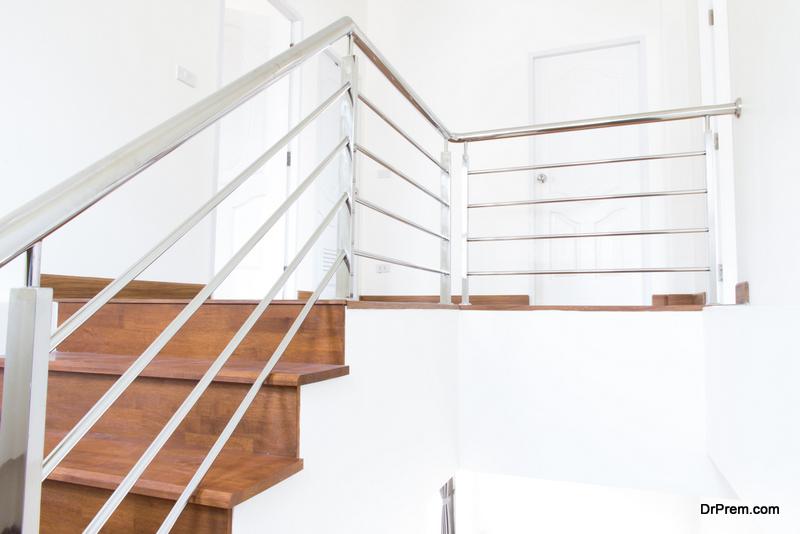Stairway Railing