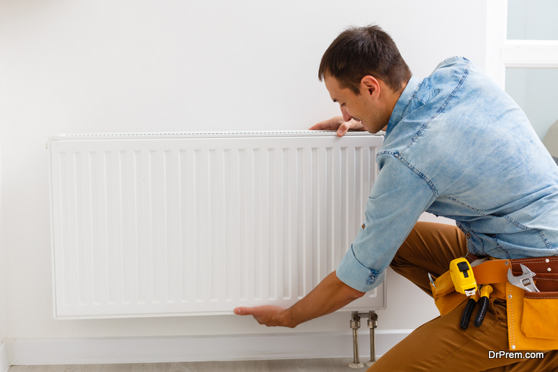 Update your heating systems