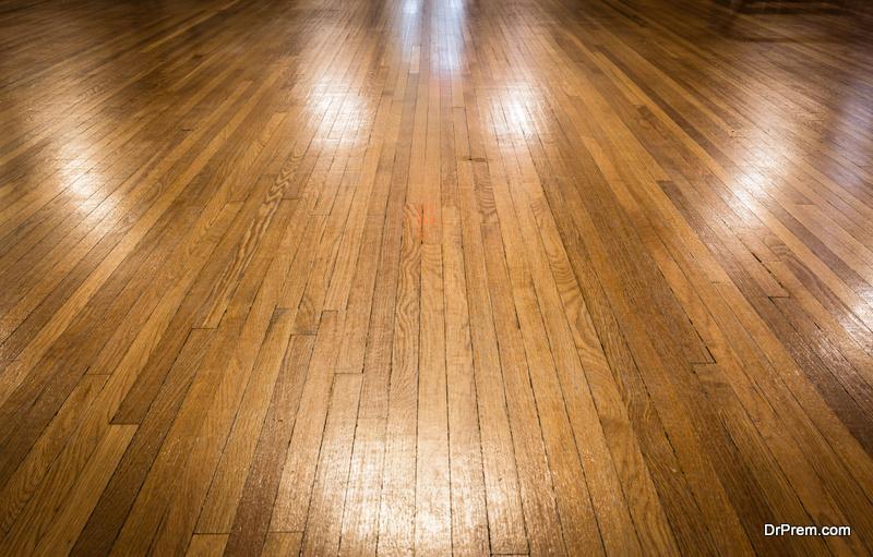 install solid hardwood flooring