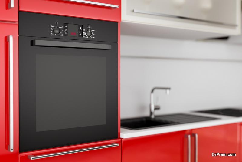 Built-In Appliances