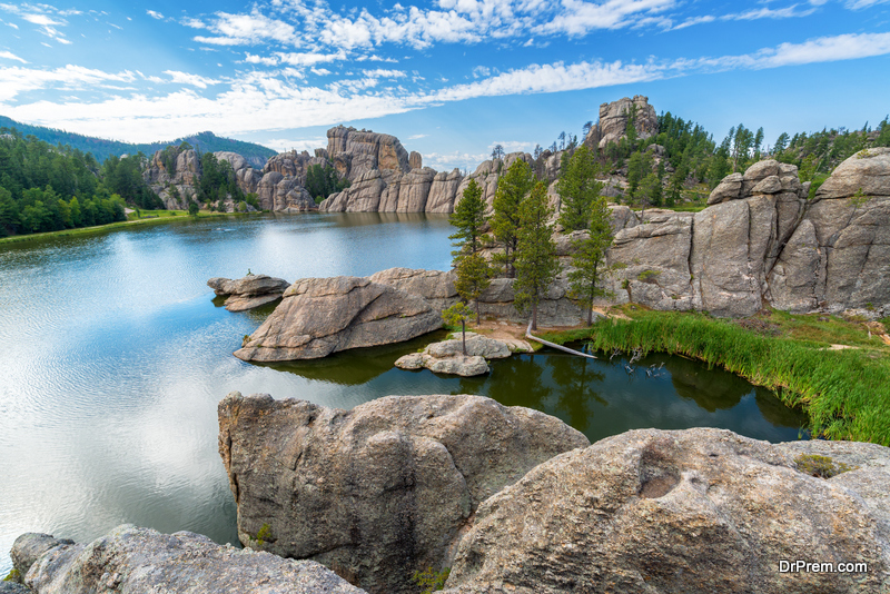 The Black Hills, South Dakota