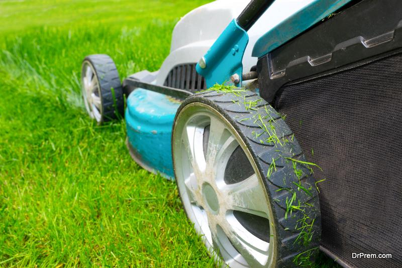 Zero-Turn-Lawn-Mower