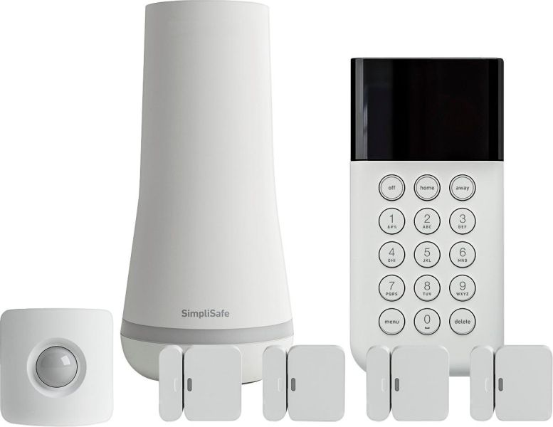 SimpliSafe 3.0 standalone smart security system