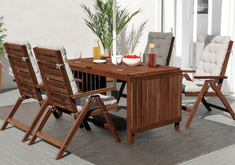 perfect outdoor furniture for your space