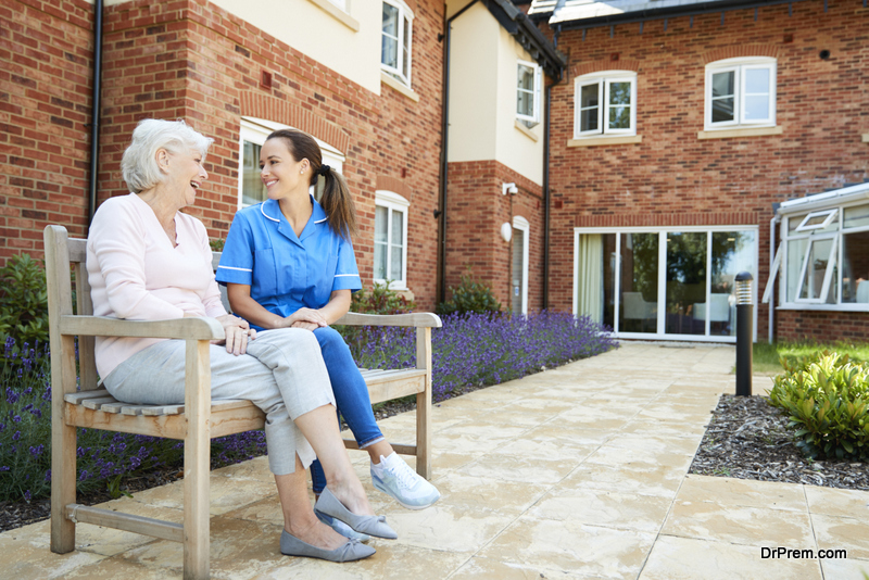 Moving Your Parent into an Assisted Living Facility