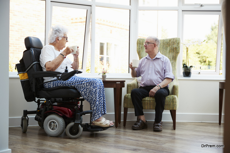 challenges associated with moving into an assisted living facility