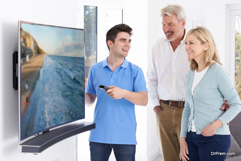 get a massive 4K TV