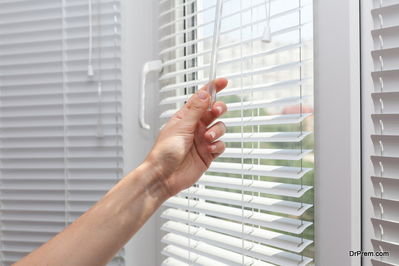 Upcycle Your Old Blinds