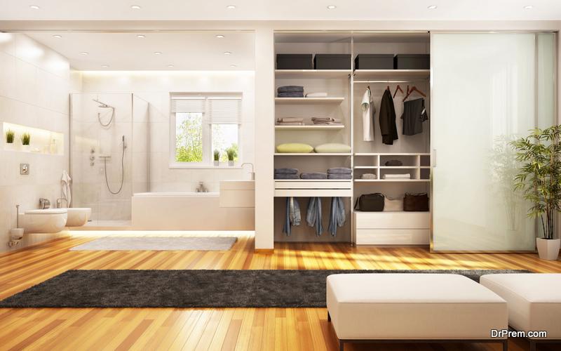 Attractive Designs of Modern Wardrobes