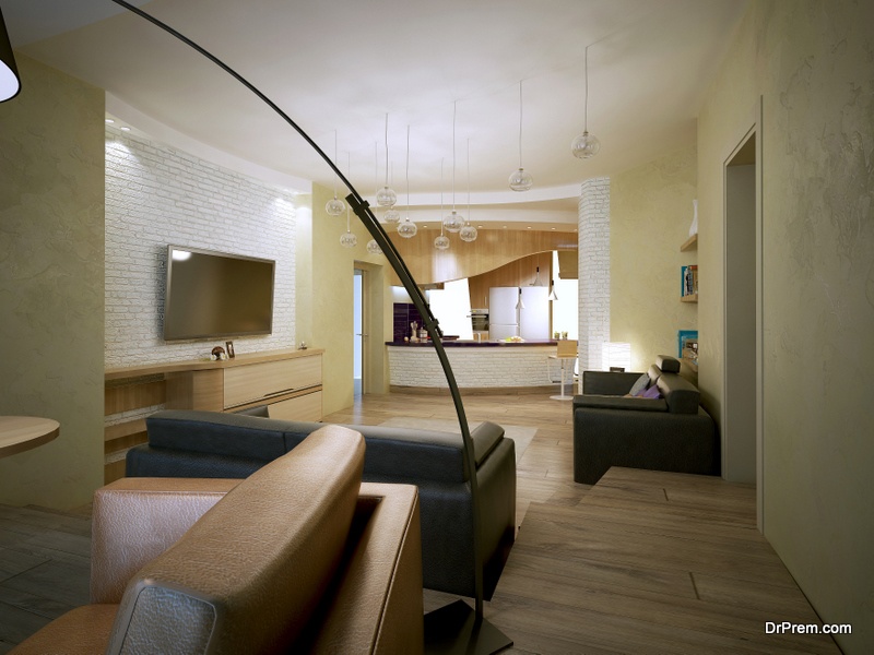 beautiful New York Studio Apartment