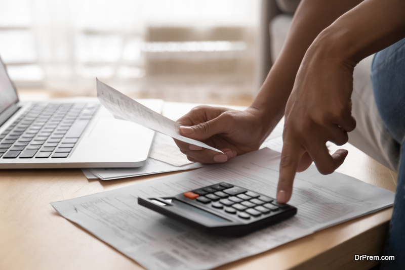 Keep Your Budget Into Consideration