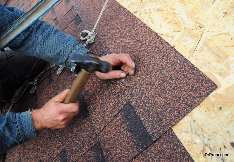 Roofing Options and Materials